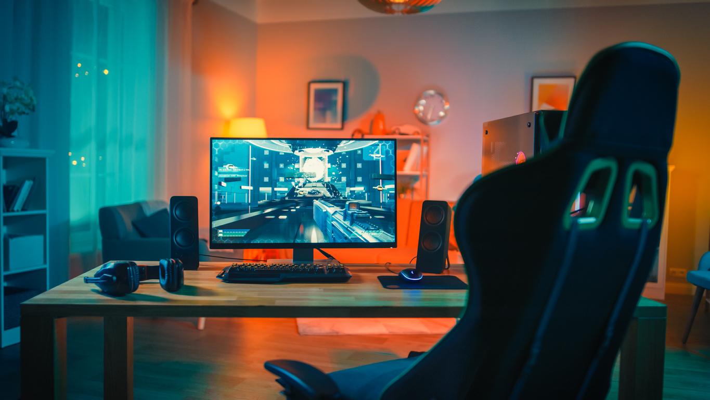Från spel offline till onlinespel