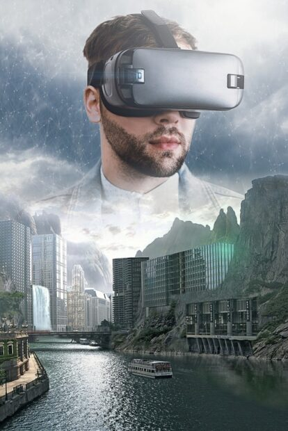 Gaming och ny häftig teknologi!